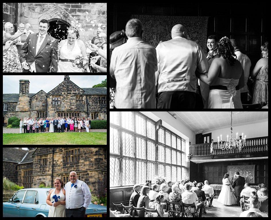 Oakwell Hall Wedding Photographer Photography Batley Birstall West Yorkshire