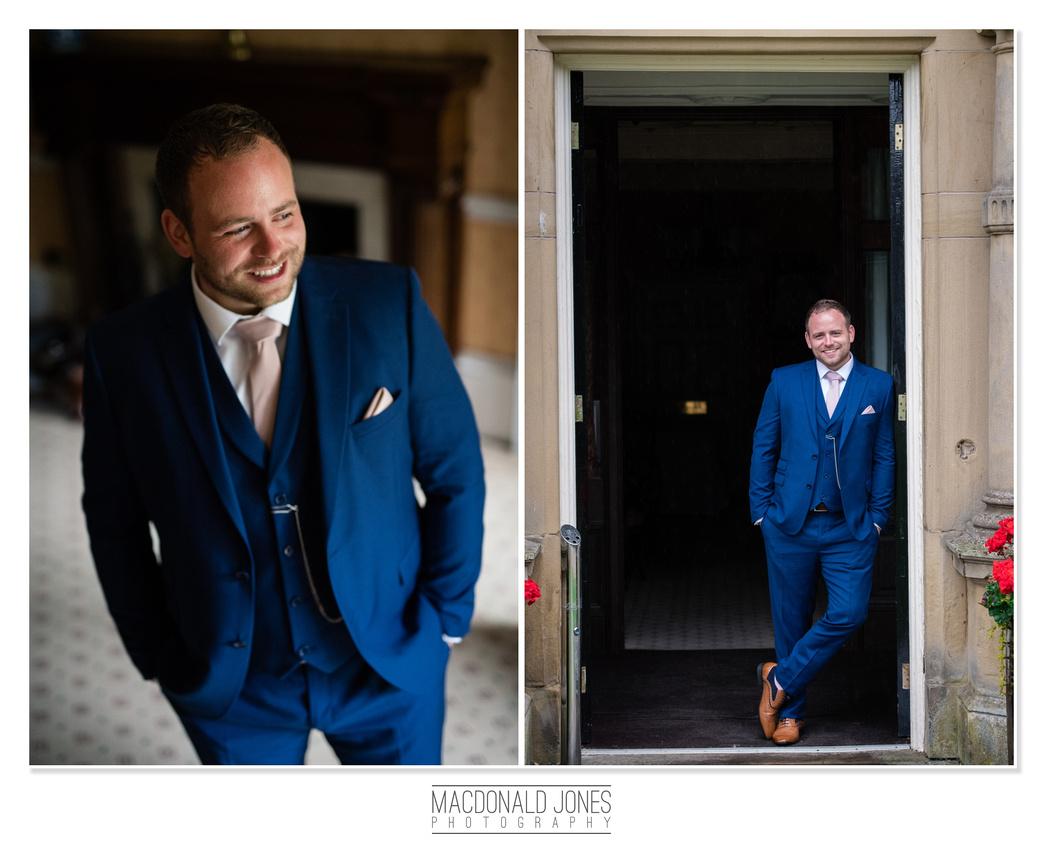 Weetwood Hall Wedding 1