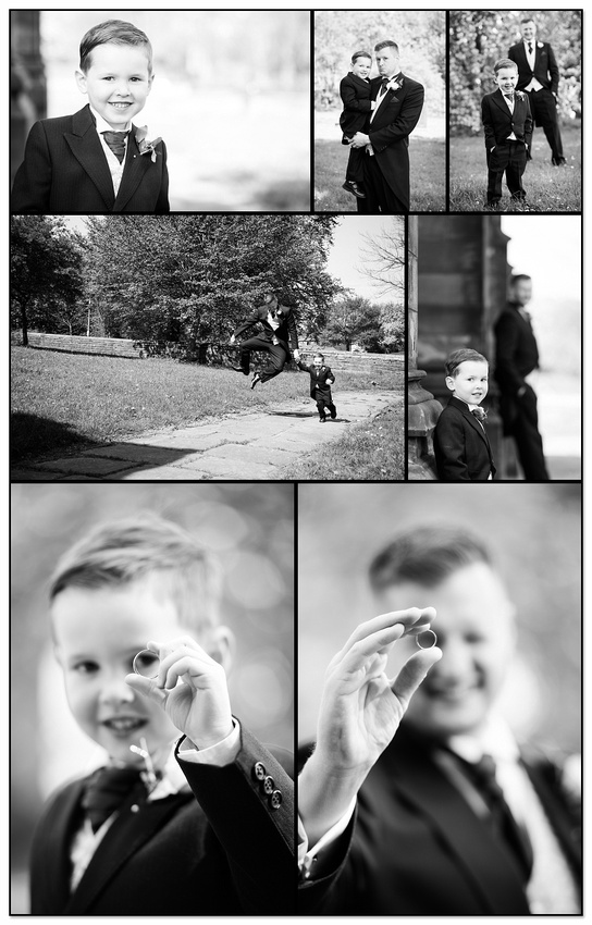 St Peter's Church Birstall & Thornfield House Morley Wedding Photography