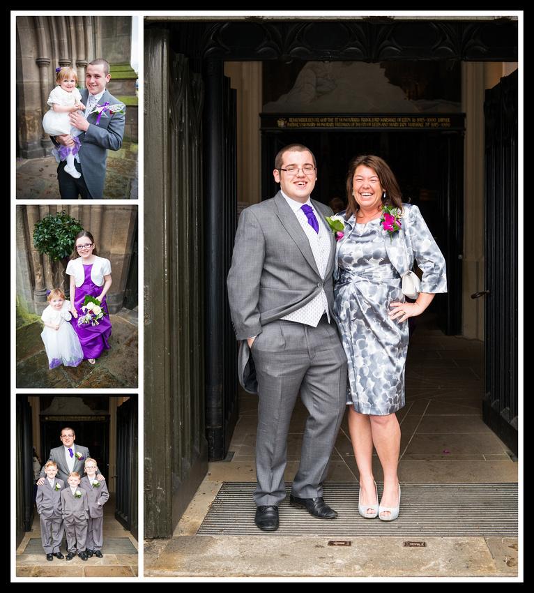 Clark Wedding Leeds Minster Park Plaza Photography