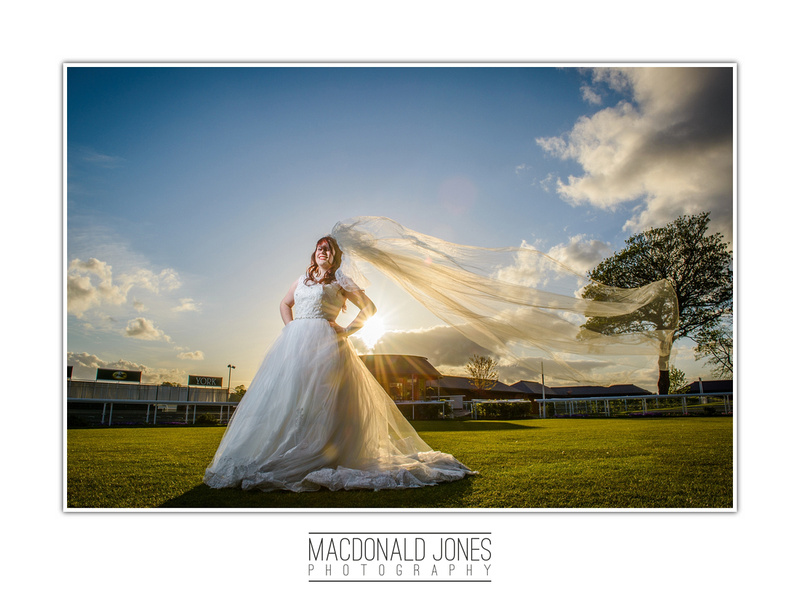 Wedding Photography St Mary's Church Strensall & York Racecourse North Yorkshire