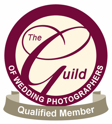 Qualified Member Guild of Wedding Photographers