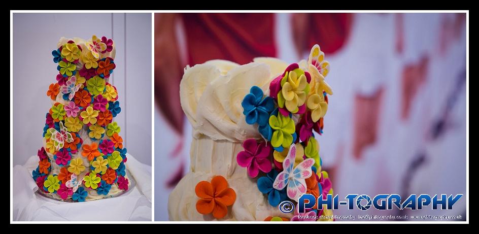 West Ham United Upton Park Stratford Wedding London Photographer Choccywoccydoodah Cake Chocolate
